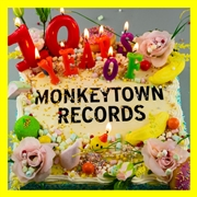 VARIOUS - 10 YEARS OF MONKEYTOWN (2LP)