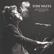 WAITS, TOM - THE GHOST OF SATURDAY NIGHT