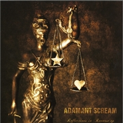 ADAMANT SCREAM - REFLECTIONS IN REVERSE