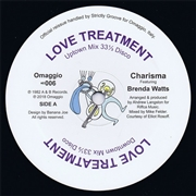 CHARISMA FT. BRENDA WATTS - LOVE TREATMENT