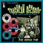 "VARIOUS - TRASHCAN RECORDS 3: THE DEVIL'S PAD (10"")"