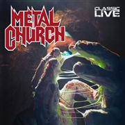 METAL CHURCH - CLASSIC LIVE (2LP)