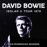 BOWIE, DAVID - ISOLAR II TOUR 1978 (2LP)
