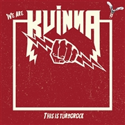 KVINNA - THIS IS TURBOROCK