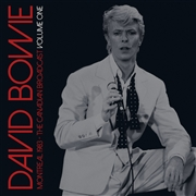 BOWIE, DAVID - MONTREAL 1983, VOL. 1 (2LP)