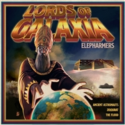 ELEPHARMERS - LORDS OF GALAXIA (BLUE)