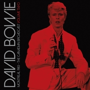 BOWIE, DAVID - MONTREAL 1983, VOL. 2 (2LP)