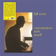 EVANS, BILL - CONVERSATIONS WITH MYSELF