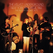 VELVET UNDERGROUND - NEW YORK REHEARSAL (2LP/BLACK)