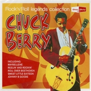 BERRY, CHUCK - ROCK'N'ROLL LEGENDS COLLECTION