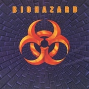 BIOHAZARD - BIOHAZARD (ORANGE)
