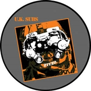 UK SUBS - ZIEZO (PD)