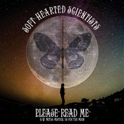 SOFT HEARTED SCIENTISTS - (GOLD/BLACK) PLEASE READ ME/MOTHS MISTOOK US FOR THE MO