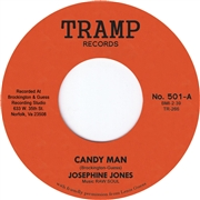 JONES, JOSEPHINE -& RAW SOUL- - CANDY MAN/JUST WALK FUNKY