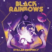 BLACK RAINBOWS - STELLAR PROPHECY (PURPLE)