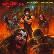DEATH SS - (BLACK) ROCK'N'ROLL ARMAGEDDON (2LP)