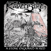 RAVENSHIRE - A STONE ENGRAVED IN RED