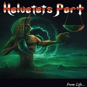 HELVETETS PORT - (BLACK) FROM LIFE TO DEATH (2LP)