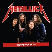 METALLICA - WOODSTOCK 1994 (2LP)