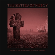 SISTERS OF MERCY - MELKWEG, AMSTERDAM, HOLLAND, JUNE 2ND, 1984
