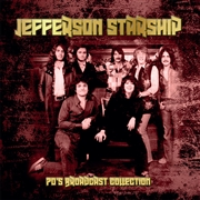 JEFFERSON STARSHIP - 70'S BROADCAST COLLECTION (6CD)