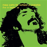 ZAPPA, FRANK -& THE MOTHERS OF INVENTION- - LIVE IN LONDON '68