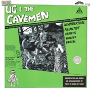 UG & THE CAVEMEN - (PINK) UG & THE CAVEMEN (+DVD)
