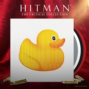 KYD, JESPER - HITMAN: CRITICAL COLLECTION O.S.T. (4LP)