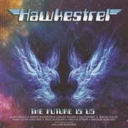 HAWKESTREL - THE FUTURE IS US (2LP)