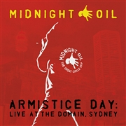 MIDNIGHT OIL - ARMISTICE DAY: LIVE AT THE DOMAIN, SIDNEY (3LP)