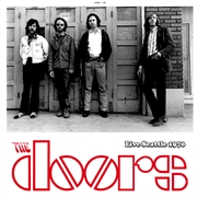 DOORS - LIVE AT SEATTLE CENTER COLISEUM, 5.6.1970 (2LP)
