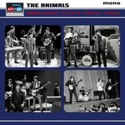 ANIMALS - COMPLETE LIVE BROADCASTS 1: 1964-1966 (2CD)