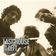 HESS, DAVID ALEXANDER - (BLACK) THE LAST HOUSE ON THE LEFT O.S.T.