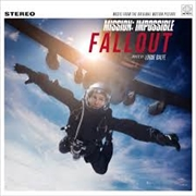 BALFE, LORNE - MISSION IMPOSSIBLE: FALLOUT O.S.T. (2LP)