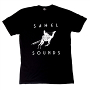 SAHEL SOUNDS - SPACE CAMEL LOGO (S)