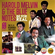 MELVIN, HAROLD -& THE BLUE TONES- - BE FOR REAL: THE P.I.R. RECORDINGS 1972-1975 (3CD)