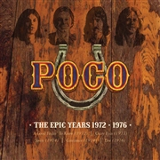 POCO - THE EPIC YEARS 1972-1976 (5CD)
