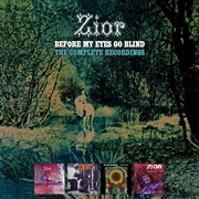 ZIOR - BEFORE MY EYES GO BLIND (4CD)