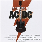 VARIOUS - A TRIBUTE TO AC/DC