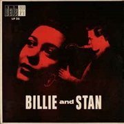 HOLIDAY, BILLIE -& STAN GETZ- - BILLIE AND STAN