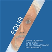 THURESSON, SVANTE -& CLAES CRONA TRIO- - FOUR