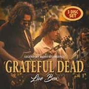 GRATEFUL DEAD - LIVE BOX (3CD)