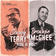 TERRY, SONNY -WITH BROWNIE MCGHEE- - RIDE & ROLL