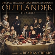 MCCREARY, BEAR - OUTLANDER SEASON 2 O.S.T.