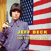 BECK, JEFF - LIVE AT THE RECORD PLANT, SAN FRANCISCO 1968