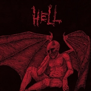 HELL - (RED) LIVE AT ROADBURN 2018 (+CD)