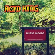 ACID KING - BUSSE WOODS (BLACK)
