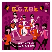 5.6.7.8'S - BEST HITS OF THE 5.6.7.8'S