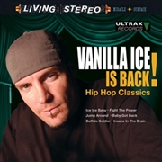 VANILLA ICE - VANILLA ICE IS BACK!! HIP HOP CLASSICS