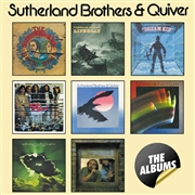 SUTHERLAND BROTHERS & QUIVER - THE ALBUMS (8CD)
